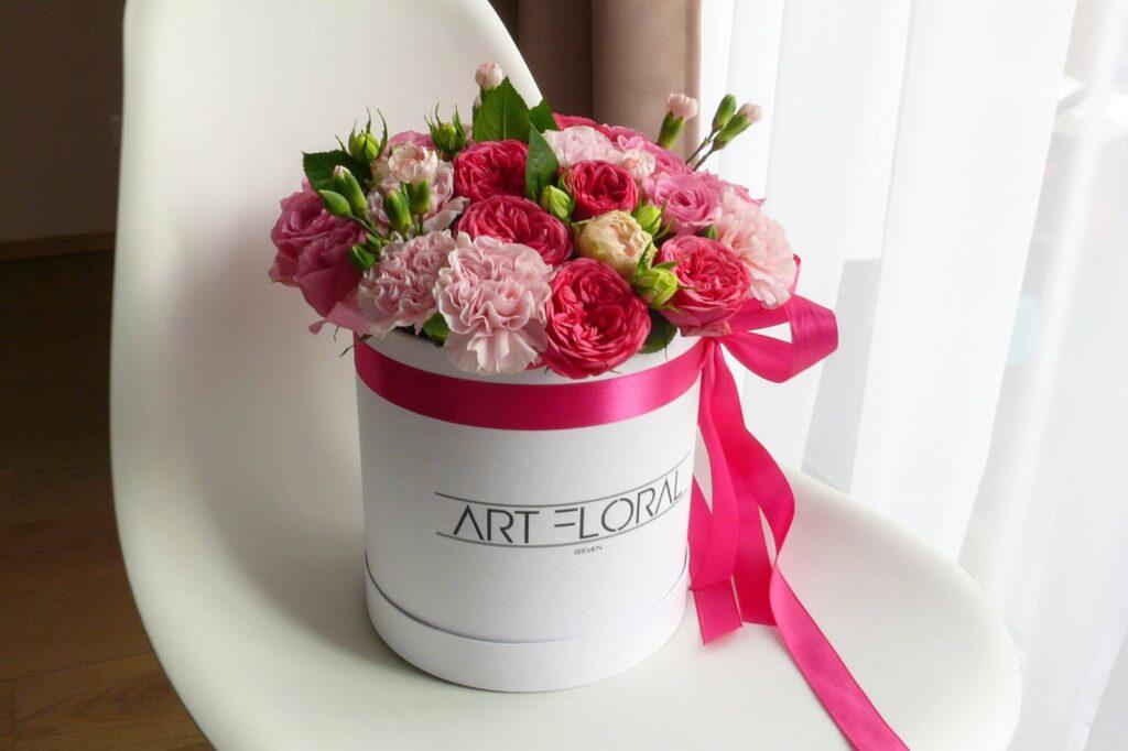 Blumenmixbox