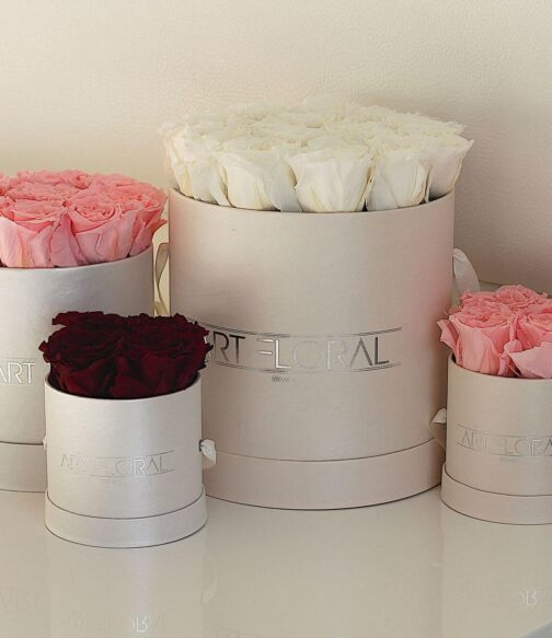 Romantic-Rosenboxen